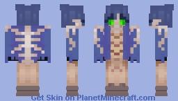 Phantom-Born Minecraft Skin