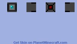 Sci-Fi Attack Drone Minecraft Skin