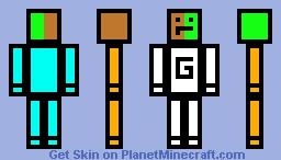 GFeildPlays Minecraft Skin
