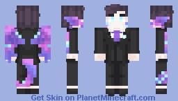[oc] gotta admit i'm a hypocrite Minecraft Skin