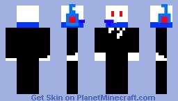 Gaming ninja Minecraft Skin