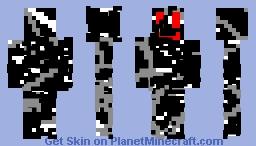 no-viser Minecraft Skin
