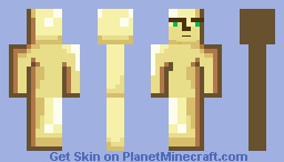 -~- Totem Of Undying -~- Minecraft Skin