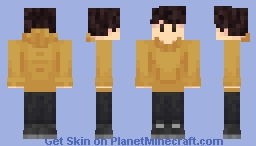 Revival. Minecraft Skin