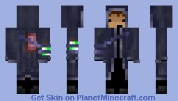 Enchanter Paturo Minecraft Skin