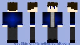 Mr. Smooth Minecraft Skin