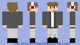 Gamer boy (For Trez521!) Minecraft Skin