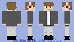 Mr. Good Looks Minecraft Skin