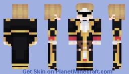 Sirius Fire Emblem Minecraft Skin