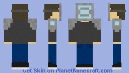 runic Minecraft Skin