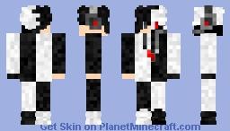 The Opposite Man Minecraft Skin