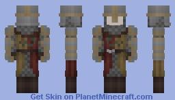 [FRP] Lord Marshal Minecraft Skin