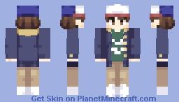Dustin Henderson From Stranger Things Minecraft Skin