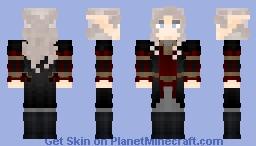 𝓜𝐚𝐥𝐢𝐭𝐡𝐨𝐫 𝓛𝐚𝐫𝐚𝐞𝐭𝐡𝐫𝐲𝐧 Minecraft Skin