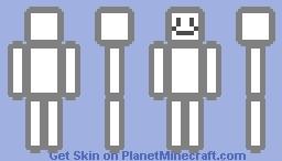 Origami Skin (Original) Minecraft Skin