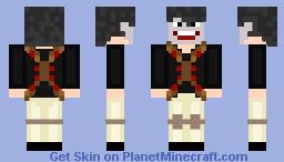 Bomb Voyage Minecraft Skin