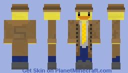 Saxurony Minecraft Skin