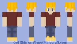 Honey, I'm Home! 🐝🐝🐝🍯🍯🍯 -Honey- 🍯🍯🍯🐝🐝🐝 Minecraft Skin
