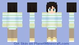 A good boy Minecraft Skin