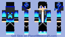 Another Gamer (Yay...) Minecraft Skin