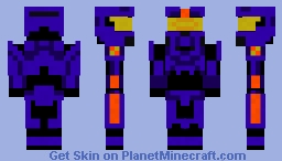 My Halo 2 spartan color combo Minecraft Skin