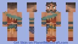 ↠ Tribal [LotC] Minecraft Skin