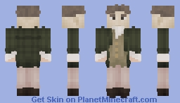 Man. [FTU] Minecraft Skin
