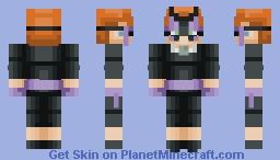 Lucky Girl | Ben 10 Minecraft Skin
