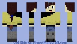 Kiko (Standard) Minecraft Skin