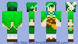 Venti (genshin impact) Minecraft Skin