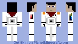 Engineering crew Star Trek WOK Minecraft Skin