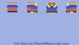 Lil Ber [PMC Plush] Minecraft Skin