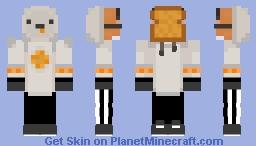 Fox toast . _ . Minecraft Skin
