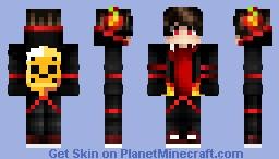 Flarrior Two Minecraft Skin