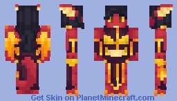 [persona/prom] galactic love song Minecraft Skin
