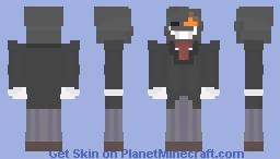 Smile! Minecraft Skin