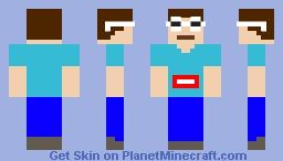 Georgenotfound Minecraft Skin