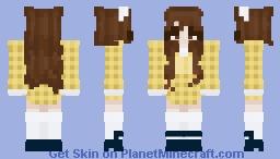 Haseul Minecraft Skin
