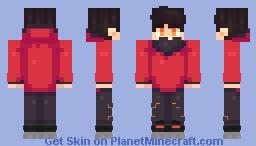 RageElixir Minecraft Skin