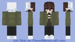 Dakota   !!GENDER NEUTRAL!! Minecraft Skin