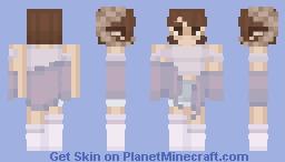 Holy water Minecraft Skin