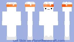 whit booooooooy Minecraft Skin