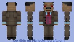Minotaur | Marvel Comics Minecraft Skin