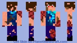 Steve (Stranded) Minecraft Skin