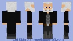 Macbeth - Gargoyles Minecraft Skin