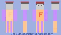 Forster Ghost Minecraft Skin