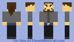 David Xanatos - Gargoyles Minecraft Skin