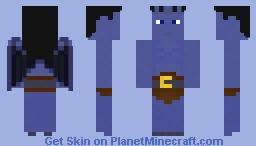 Goliath - Gargoyles Minecraft Skin