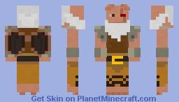 Hudson - Gargoyles Minecraft Skin