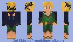The Crow Father - Fan made Philza skin (Origin SMP) Minecraft Skin